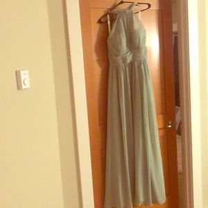 Azazie Inman Bridemaid dress